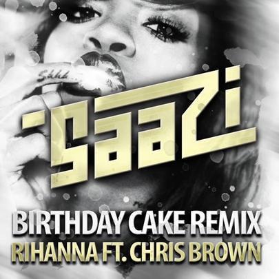 Enjoyable Rihanna Birthday Cake Saazi Twerk Remix By Sean K On Twine Funny Birthday Cards Online Drosicarndamsfinfo