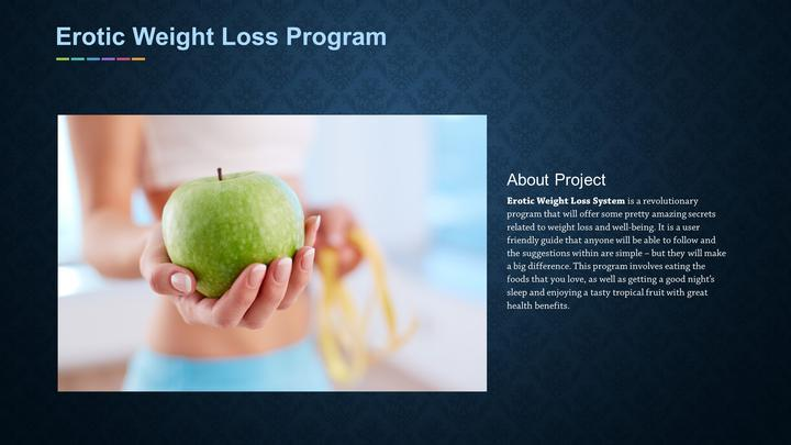 Erotic Weight Loss Review - erotic weight loss program by olivia strait