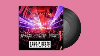 New Beat BACKYARD PARTY INSTUMENTAL AFRO
