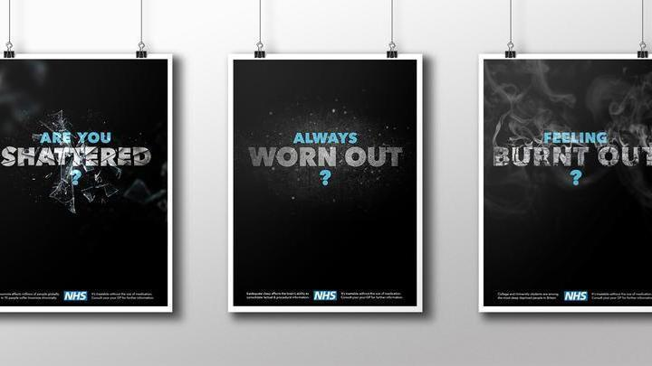 Insomnia Awareness Posters