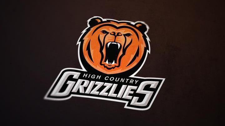 High Country Grizzlies - Logo